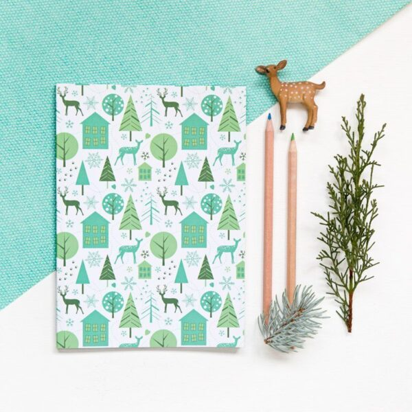 cuaderno winter