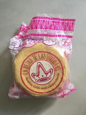 tortillas mexicanas sin trigo