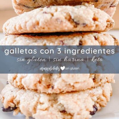 galletas de crema de frutos secos