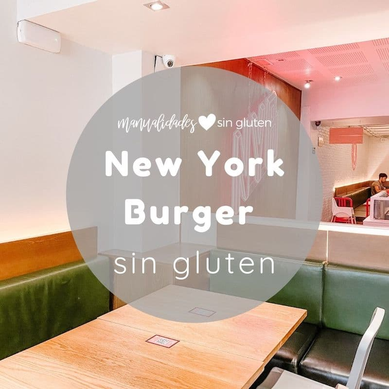 new york burger sin gluten